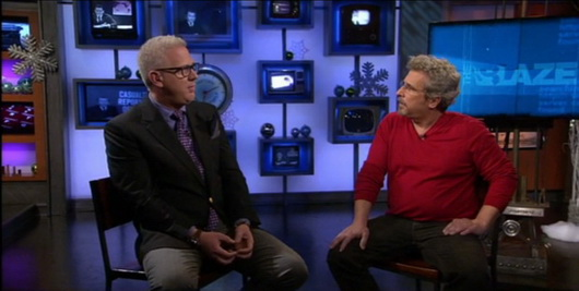Glenn Beck Clashes With Mike DAntuono Over First Amendment Hypocrisy